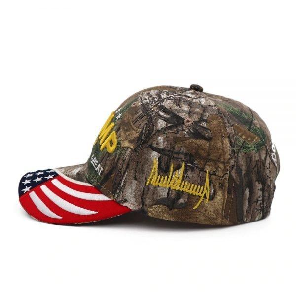 New Donald Trump 2020 Cap USA Baseball Caps Keep America Great Snapback President Hat 3D Embroidery Wholesale Hats 6
