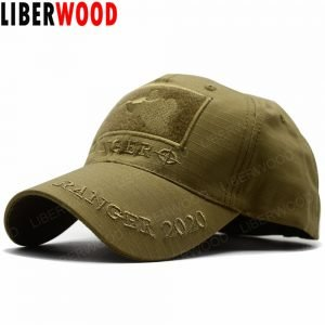 CAPSHOP MultiCam Sniper Ranger 2020 Embroidered Ball Cap Military Army Operator hat Tactical CP OD Cap with Loop for Patch