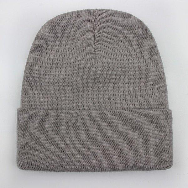 Trendy Men Women Knitted Hat Fashion ASTROWORLD Pattern Embroidery Ski Warm Winter Beanie Skullies Cap